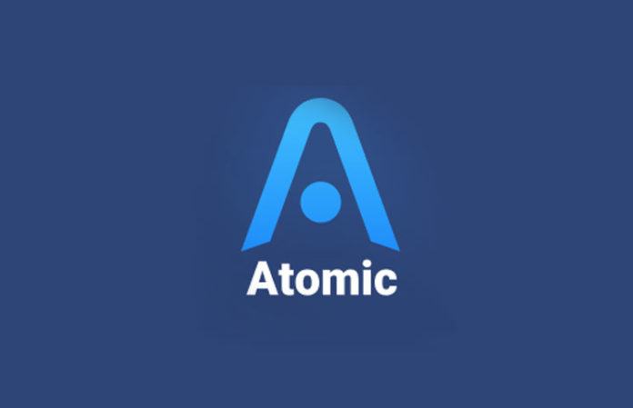 Image result for atomic wallet swap logo