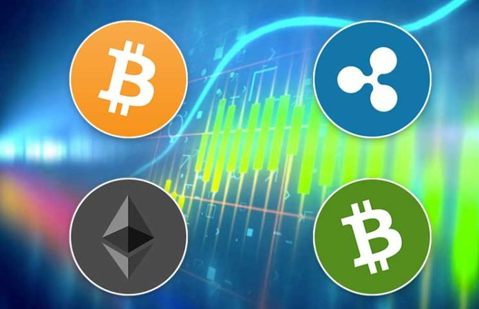 Cryptocurrency Market Update: BTC, ETH, XRP, and BCH Price Analysis