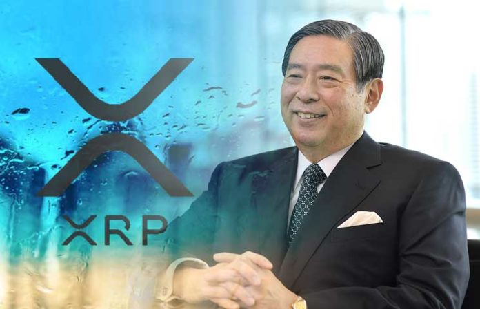 CEO of SBI Holdings Wants All Japanese Banks to Use the Ripple's XRP and MoneyTap