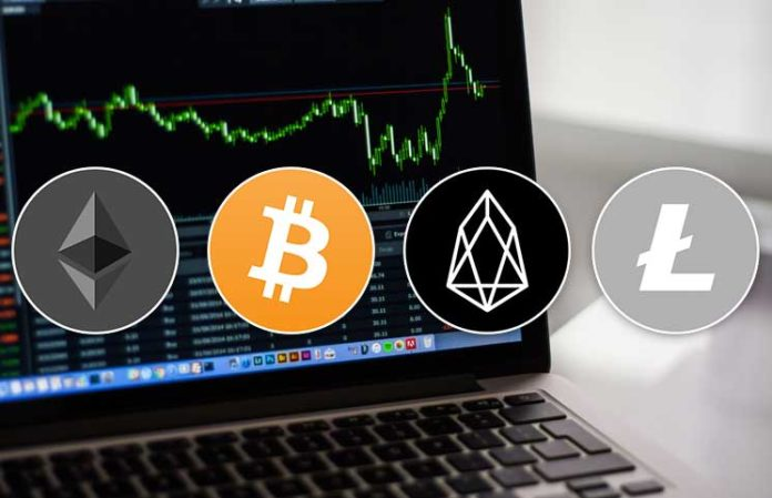 Bitcoin, Ethereum, EOS, and Litecoin Analysis: Top Cryptocurrency Price Prediction