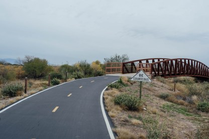 Tucson Bike Loop bikepath