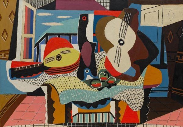 Cubismo Analtico Sinttico. Las Diferencias. - 3 Minutos De Arte