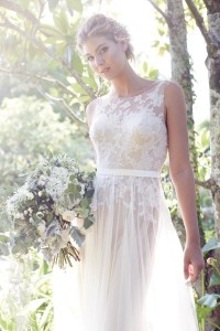 Enchanted Garden: Ethereal Wedding Gowns - Modern Wedding