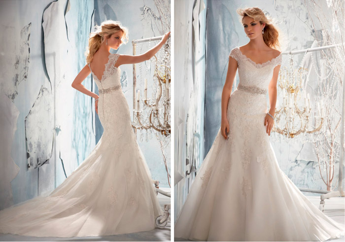 2014 Bridal Gown Collections From Mori Lee