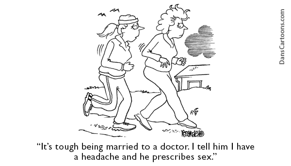 Funny Medical Cartoons For Your Enjoyment