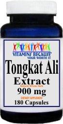 100% All Natural Non-GMO Tongkat Ali - FREE SHIPPING