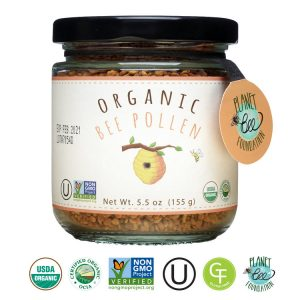 GreenBow Organic Bee Pollen - FREE SHIPPING with AMAZON PRIME