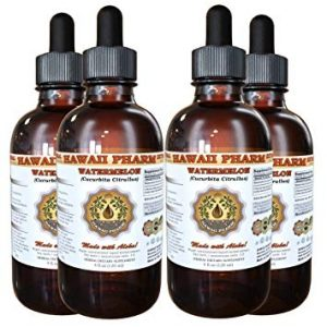 Hawaii Pharm All Natural Non-GMO Alcohol-Free Watermelon Extract - FREE SHIPPING with AMAZON PRIME