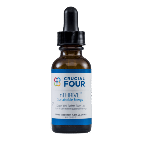 Crucial Four All Natural Non-GMO Elk Antler Velvet Extract