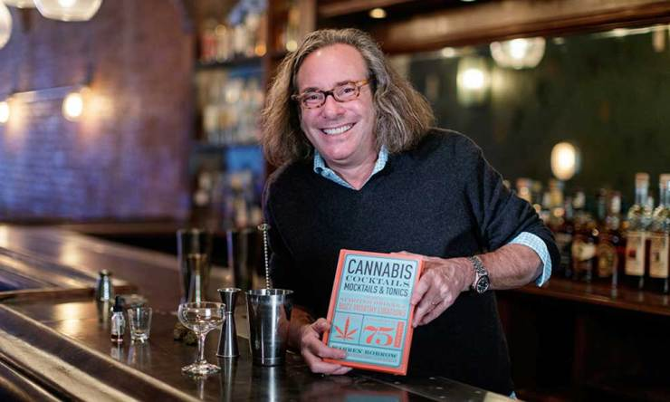 Spirited Drinks With The Cocktail Whisperer Warren Bobrow