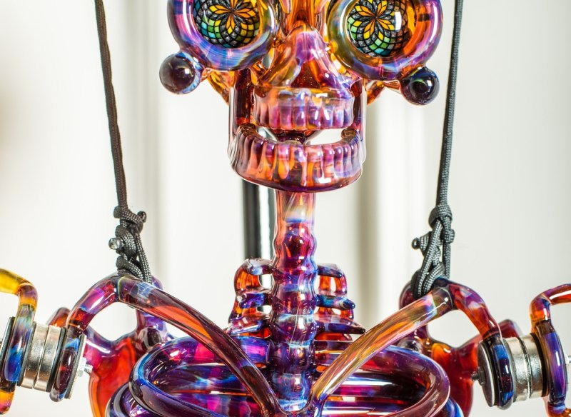 Would You Smoke Out Of This Million Dollar Pipe?