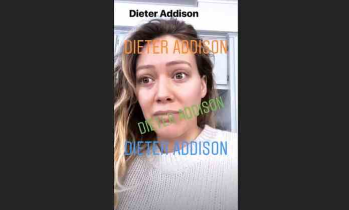Hilary Duff Puts Her Weed Smoking Neighbor On Blast On Instagram
