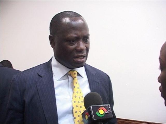 Armah-Kofi Buah bows to pressure to seek re-election