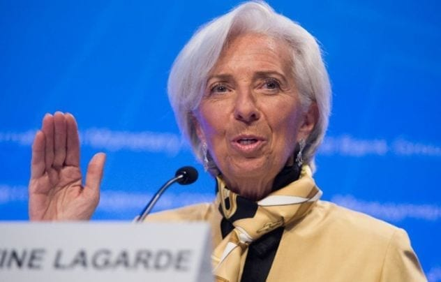 Christine Lagarde resigns as head of IMF