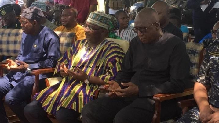 I'll visit Chereponi for peace - Saboba chief assures Bawumia