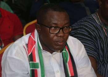 Samuel Ofosu Ampofo is NDC's National Chairman