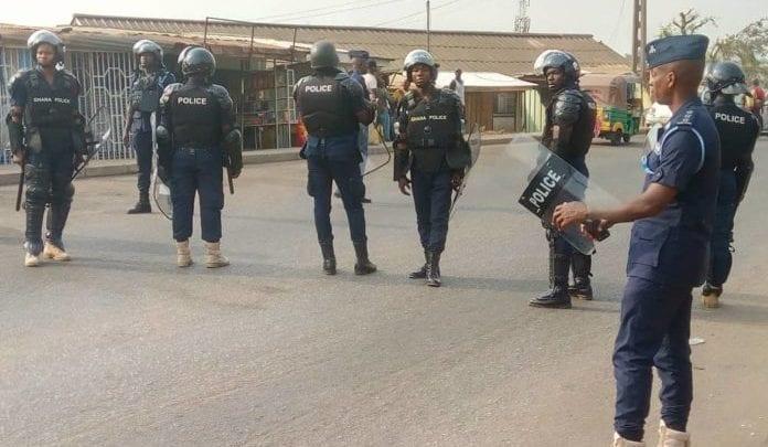 Police arrest 230 suspected criminals
