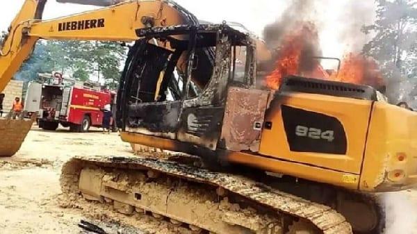 Burning of galamsey excavators apt – Abu Jinapor