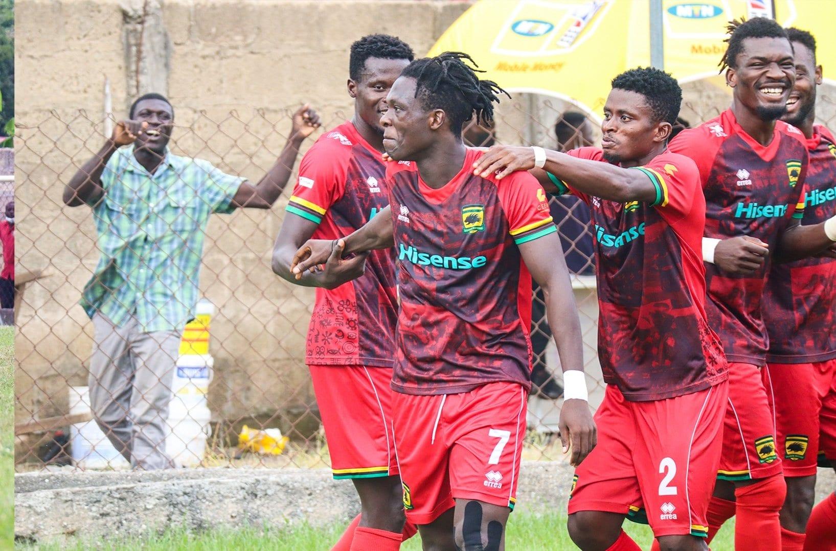 MTN FA Cup: Kotoko, Hearts qualify as Karela fans reportedly attack Medeama