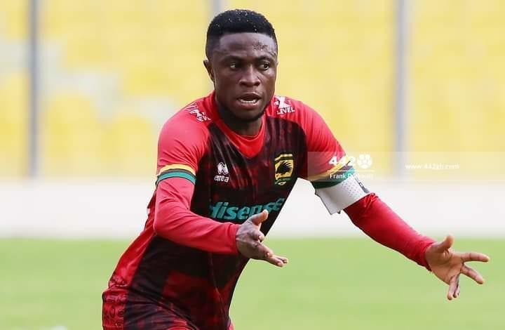 Kotoko captain Gyamfi charged for Inter Allies player stamp