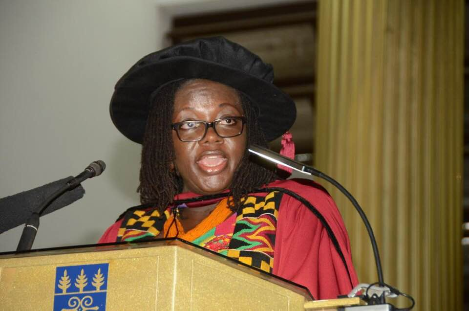 Deliver us from the rogue that hinders our efforts to be truly world-class – New UG VC to Akufo-Addo