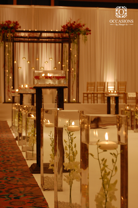 Aisle Decor  Occasions By ShangriLa  Wedding Decorations