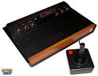 Atari 2600 with ubiquitous Combat cartridge - courtesy AtariTimes.com
