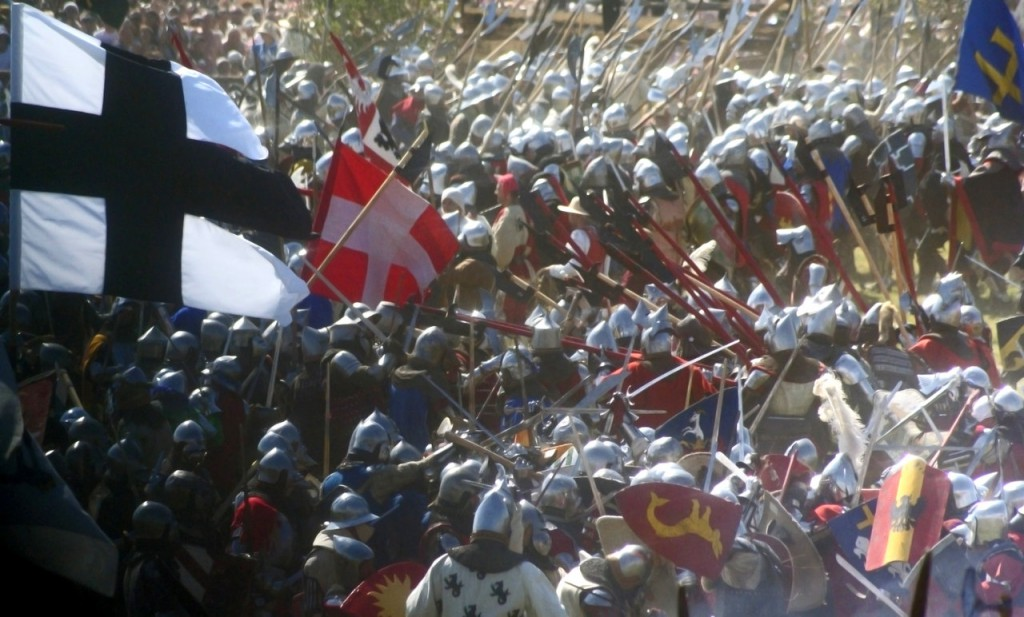 Battle_of_Grunwald_1410_by_Eriamel