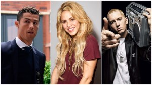 Celebrities With Highest Social Media Followers