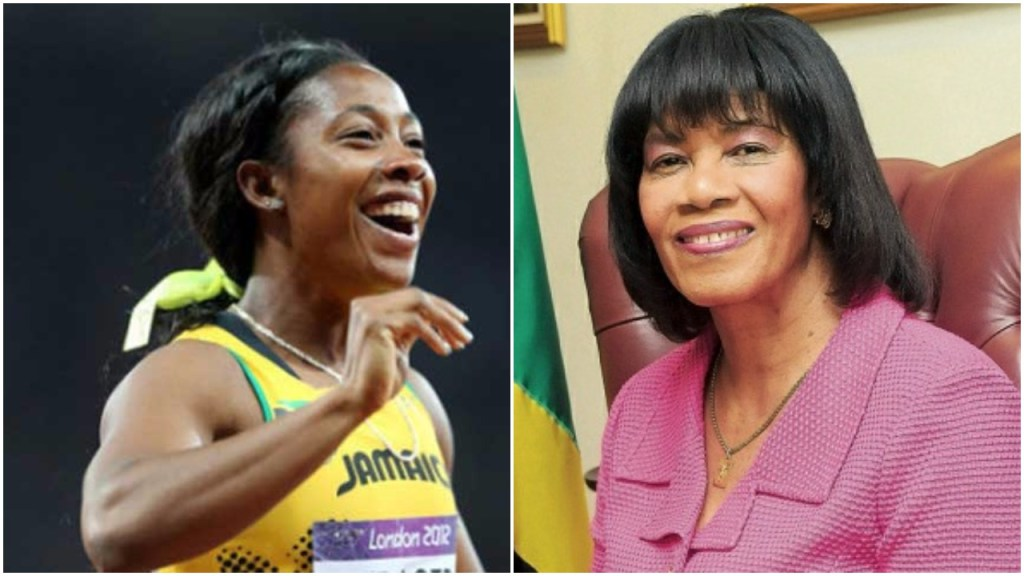 most powerful jamaican women