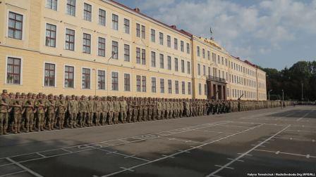 Військова академія у Львові