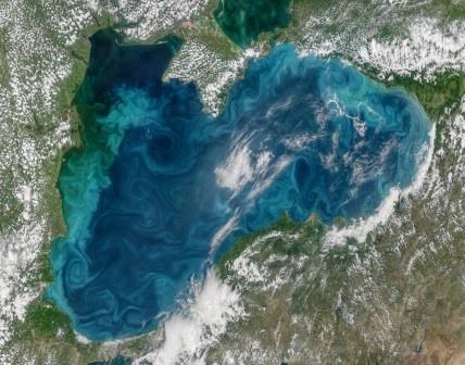 Чорне море кардинально змінило колір