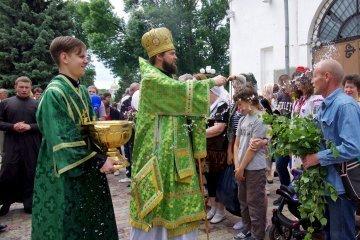 Свято Трійці в Україні