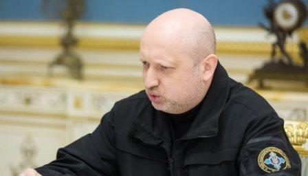Олександр Турчинов про Антитерористичну операцію