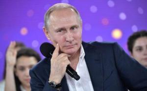 Путін, провокації в Україні