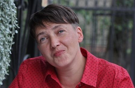 Надія Савченко - секс по телефону