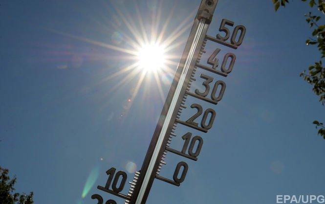 Температурні рекорди у Києві