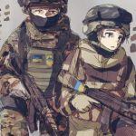 Українські герої аніме
