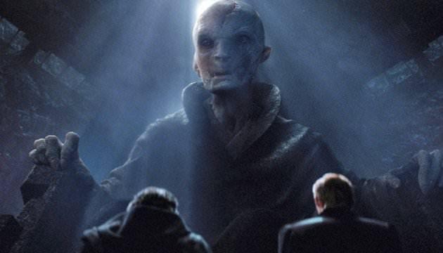 Кадр з фільму Зоряні війни. Останні джежаї