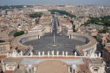 У Ватикані влада вирішила вимкнути фонтани