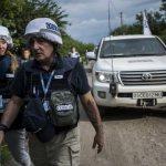Спостерігачі місії ОБСЄ