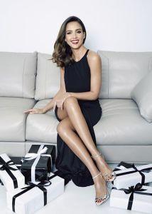 Американська актриса Джесіка Альба.