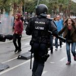 Сутички в Барселоні
