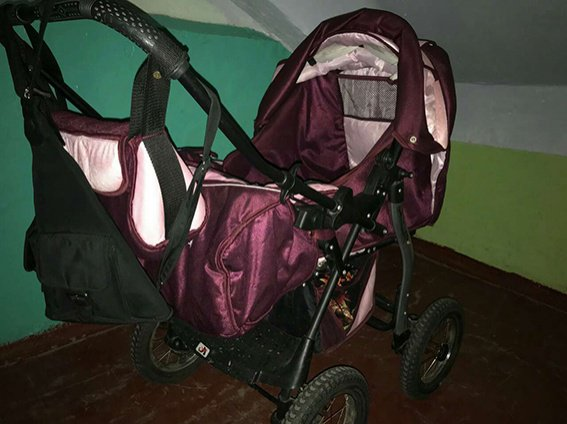 У Києві викрали немовля
