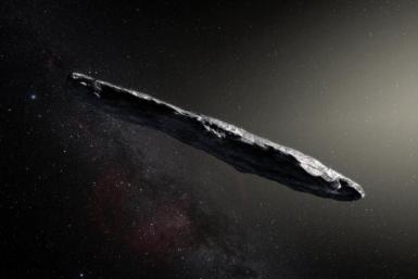 АстероїдОумуамуа є щільне, можливо, кам'яне або навіть металеве тіло