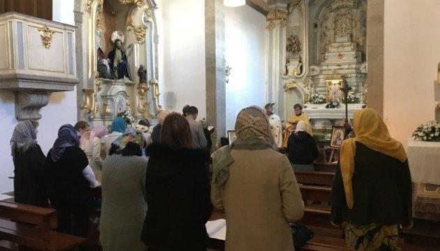 У португальському місті московити відкрили псевдоукраїнську церкву