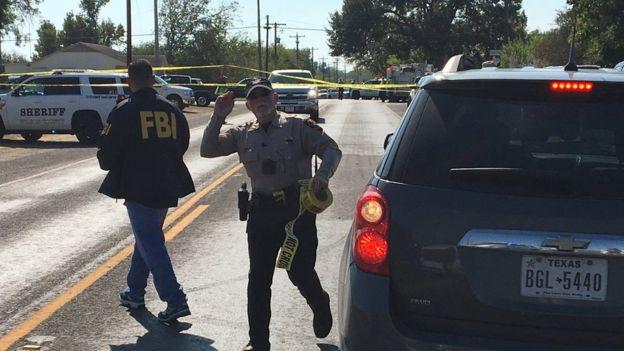 Масове вбивство у Техасі
