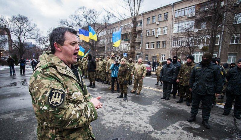 Семенченко про штурм Верховної Ради