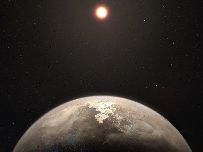 Планета Ross 128 b