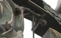"""У Польщі виготовили пам'ятник, ілюстрований """"звірствами українців"""""""